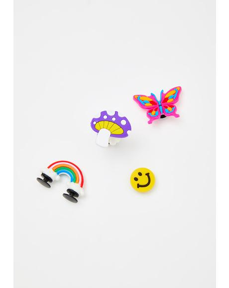 Crazy Candy Pin Set