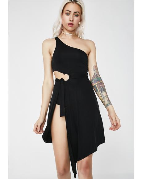 Aleja Midi Dress