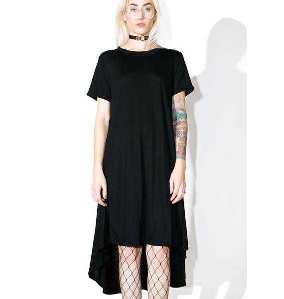 MNML Harlow Hi-Lo Dress