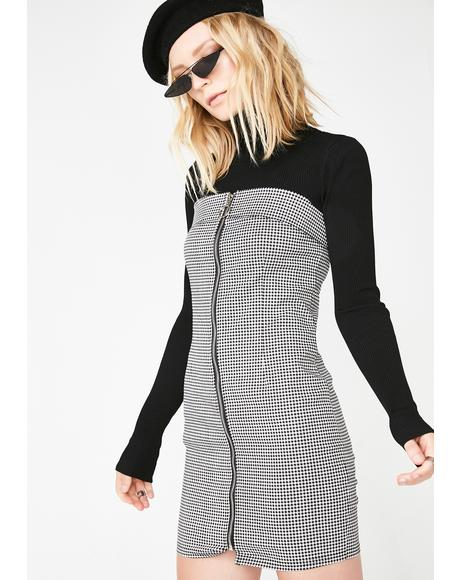 Undercover Mini Dress