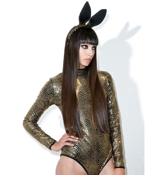 Gilded Bunny Gurl Set