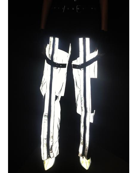 Radiatin' Rave Reflective Pants