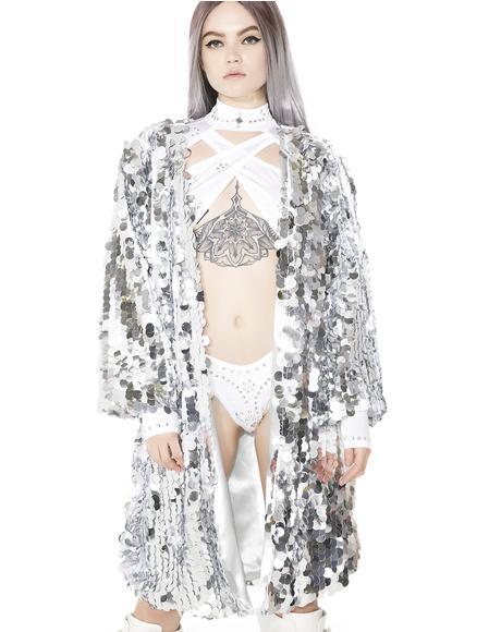 Silent Star Kimono