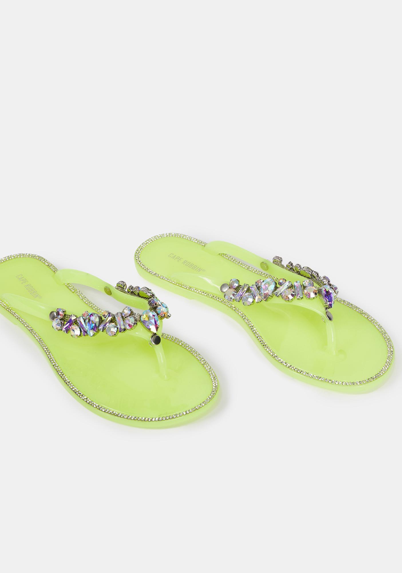 Cash Treasure Island Sandals