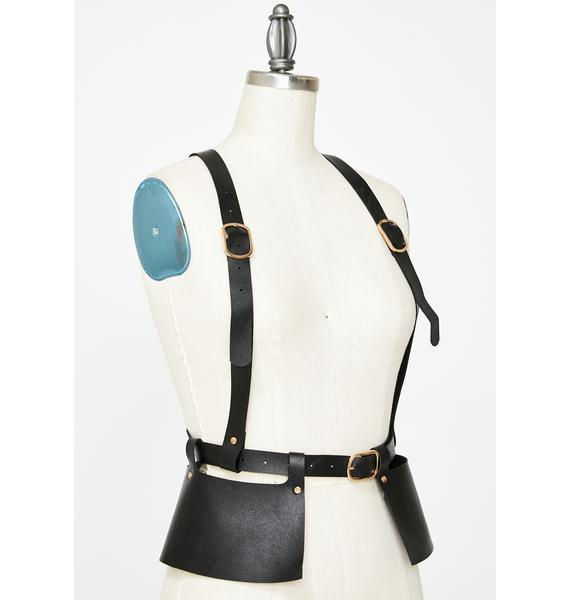 Gates of Valhalla Buckle Harness