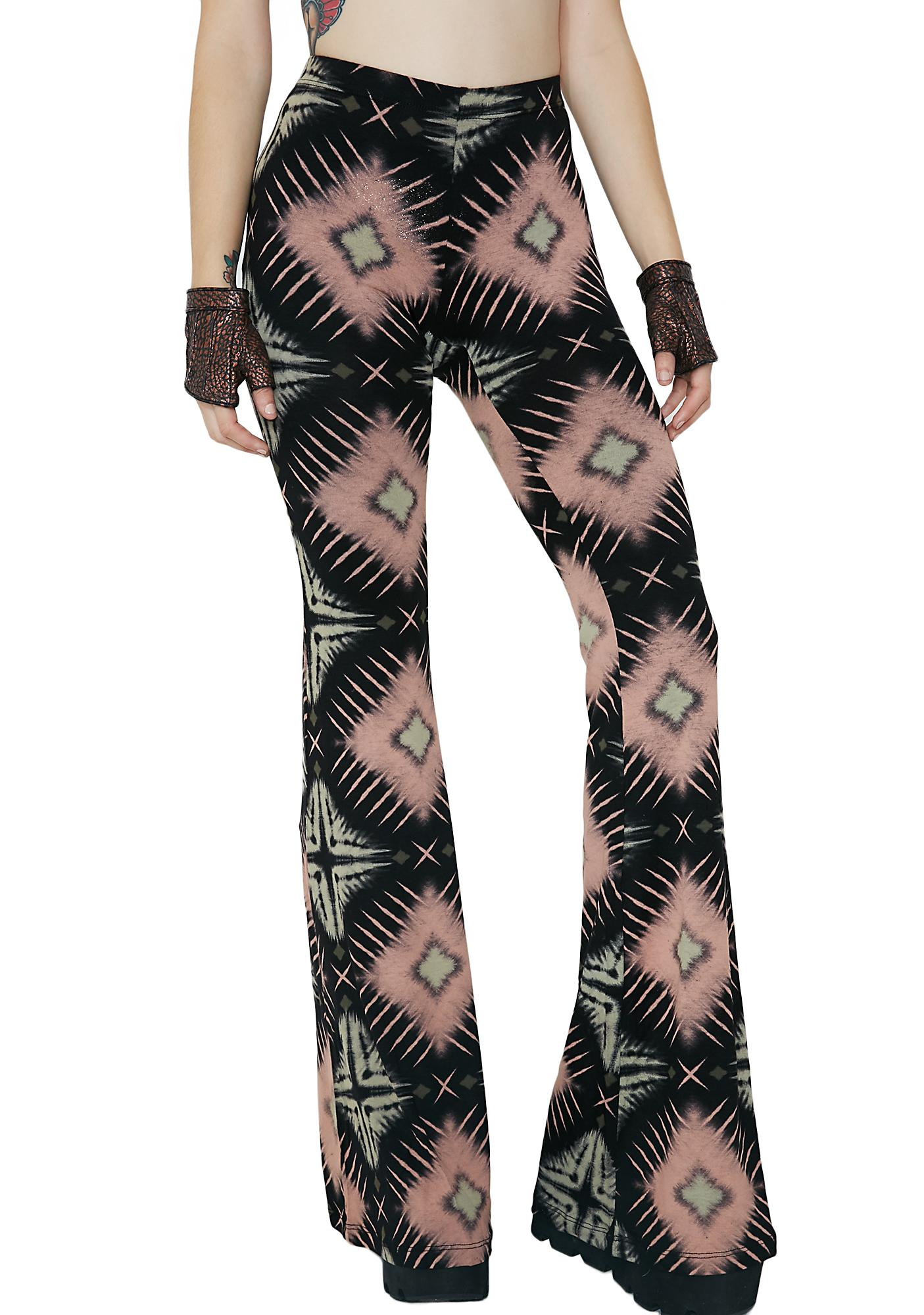 Lira Clothing Onyx Sasha Bell Pants
