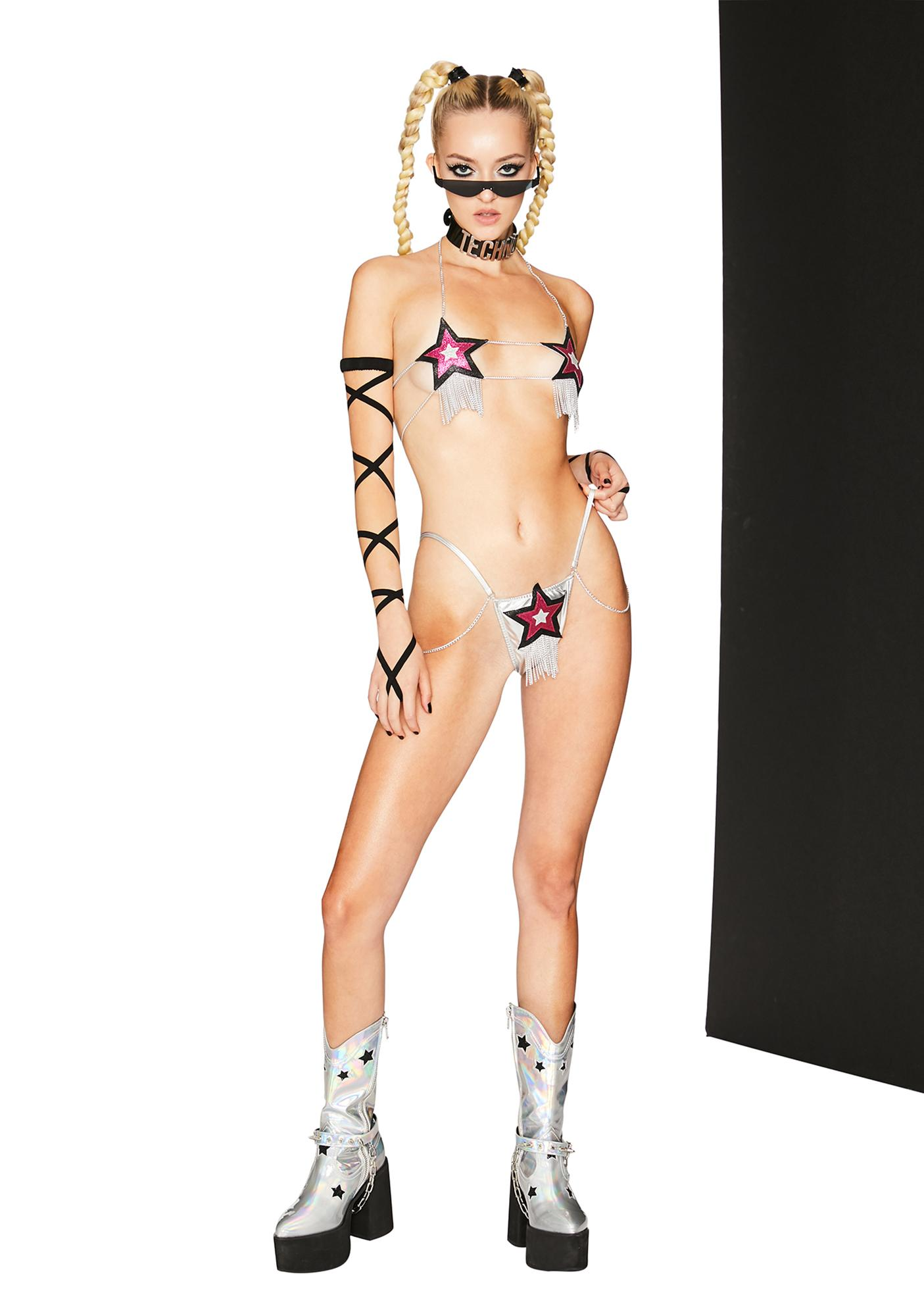 Club Exx Synth Supernova Chain Undies
