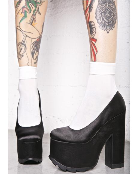 Niite Chunky Heels