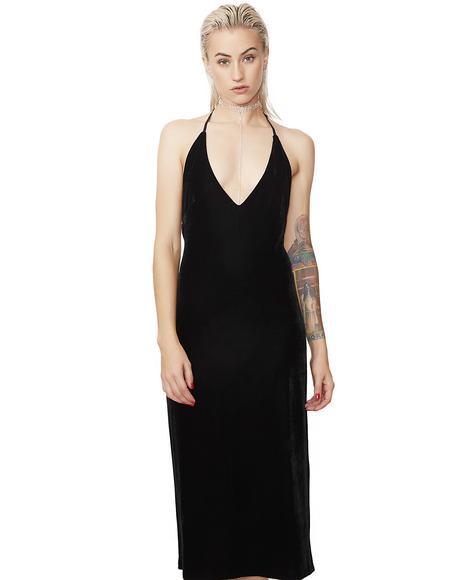 Moss Midi Dress