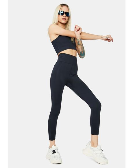 Eyes On The Prize High Waist Leggings