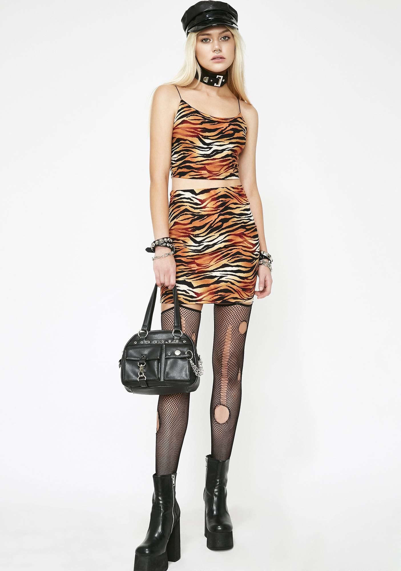 Lil Miss Tigress Set