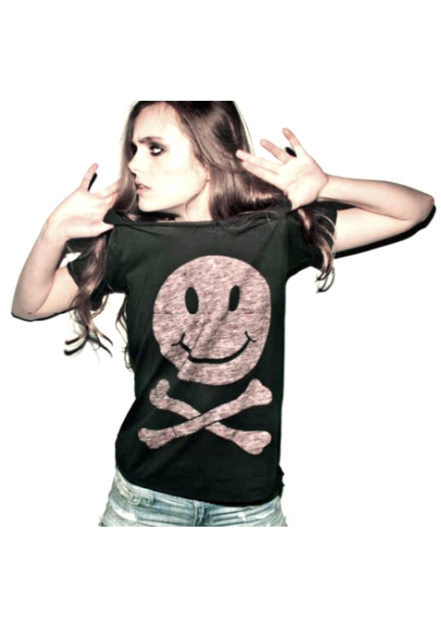 Zoe Karssen Dead Smile Tee