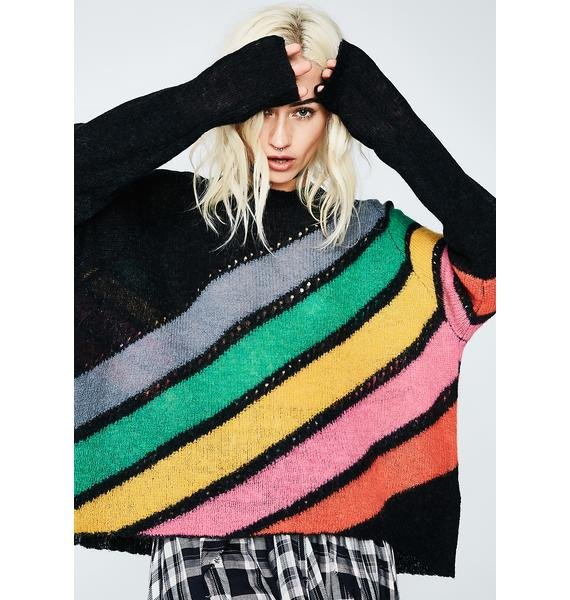 Wildfox Couture Mirage Sweater