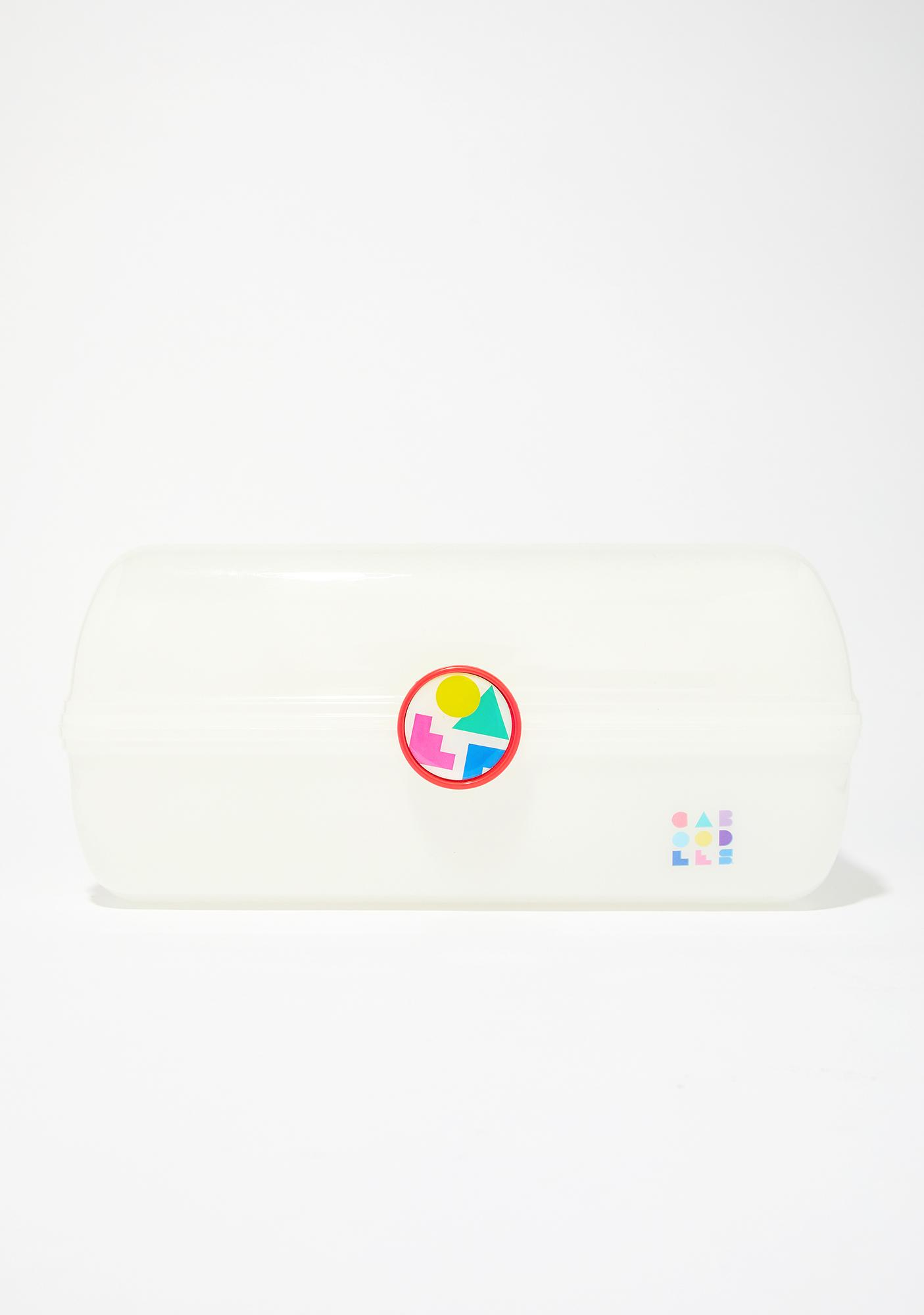 Caboodles On-The-Go-Girl Doodle Edition Case