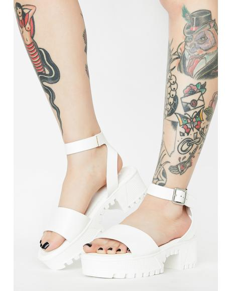 Chill Final Fling Platform Sandals