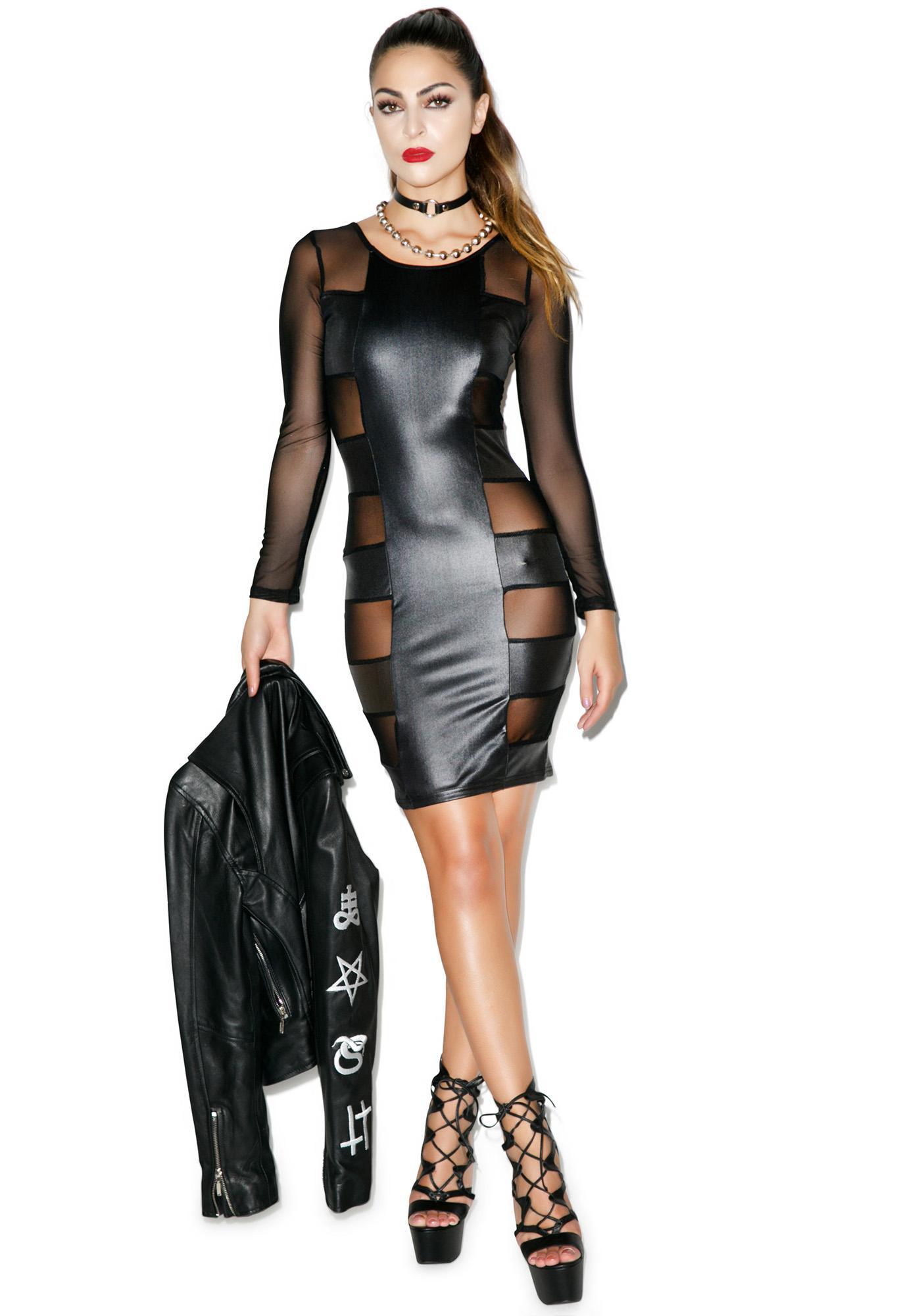 Mistress of Matrix Dress