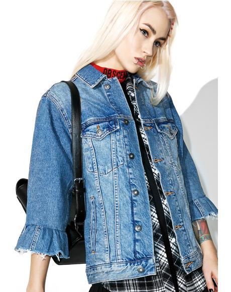 Frill Seeker Jacket