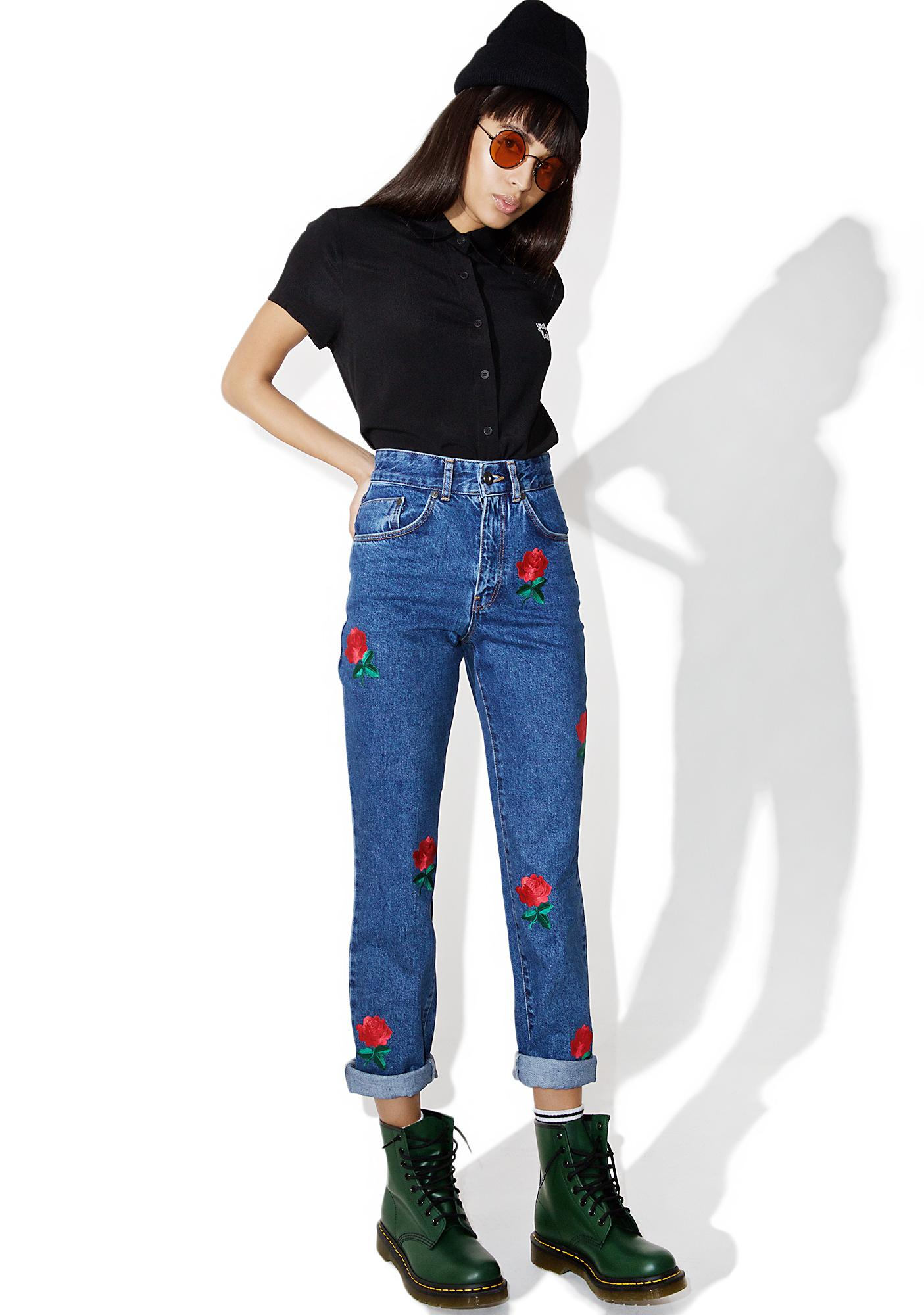 The Ragged Priest Thorn In My Side Jeans