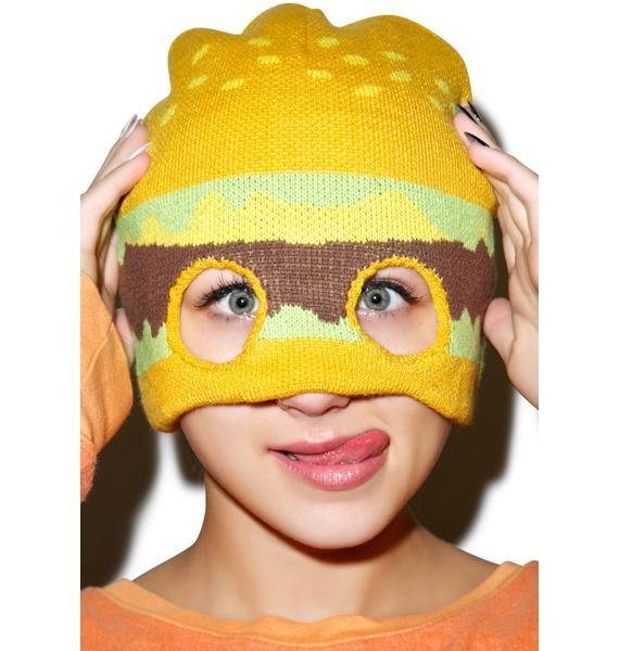 Imm Luvin It Knit Mask