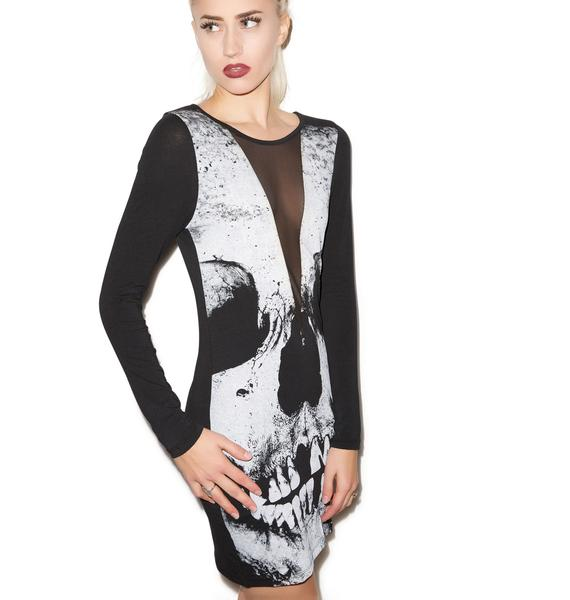 Iron Fist Loose Tooth Dress