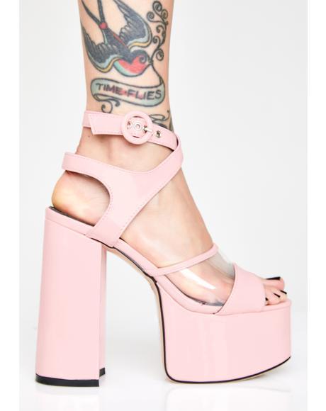Struttin' Platform Heels