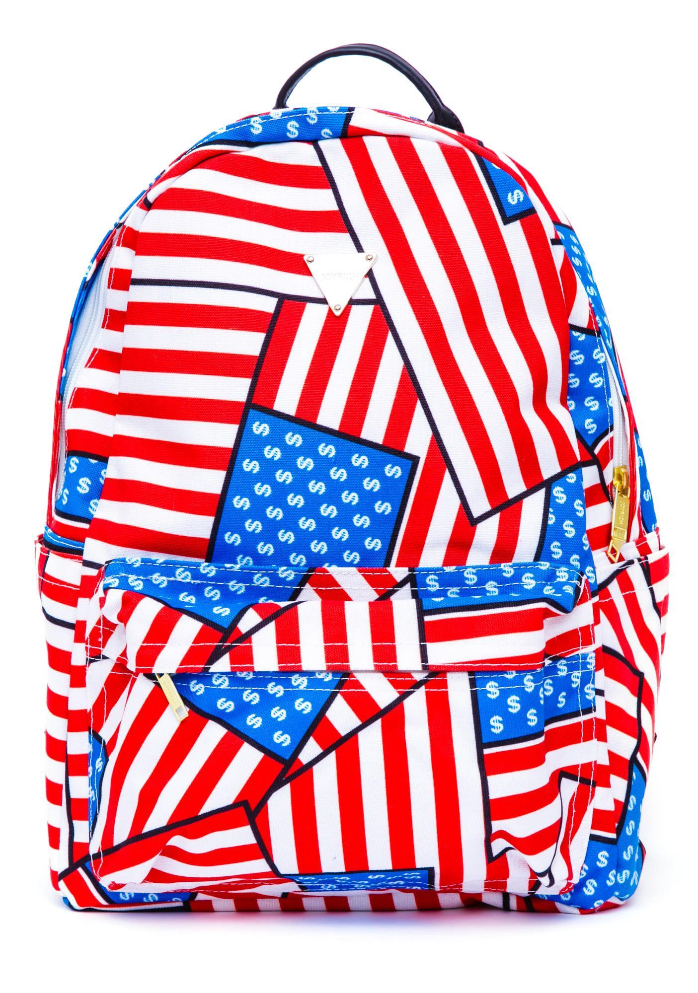 Joyrich Rich Land Backpack