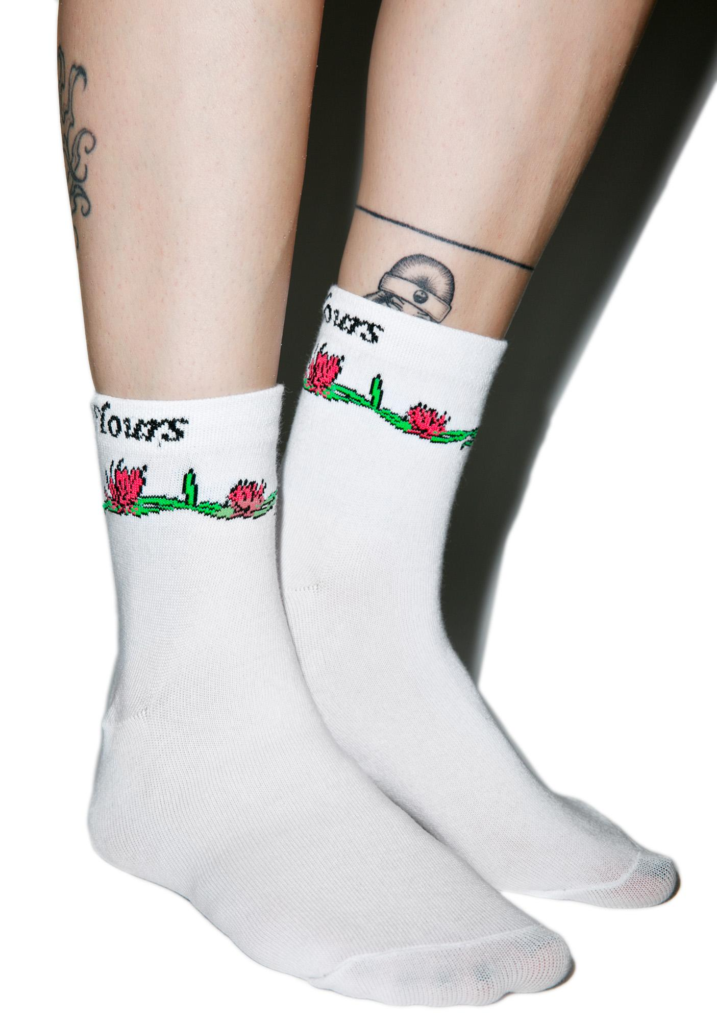 Not Yours Socks