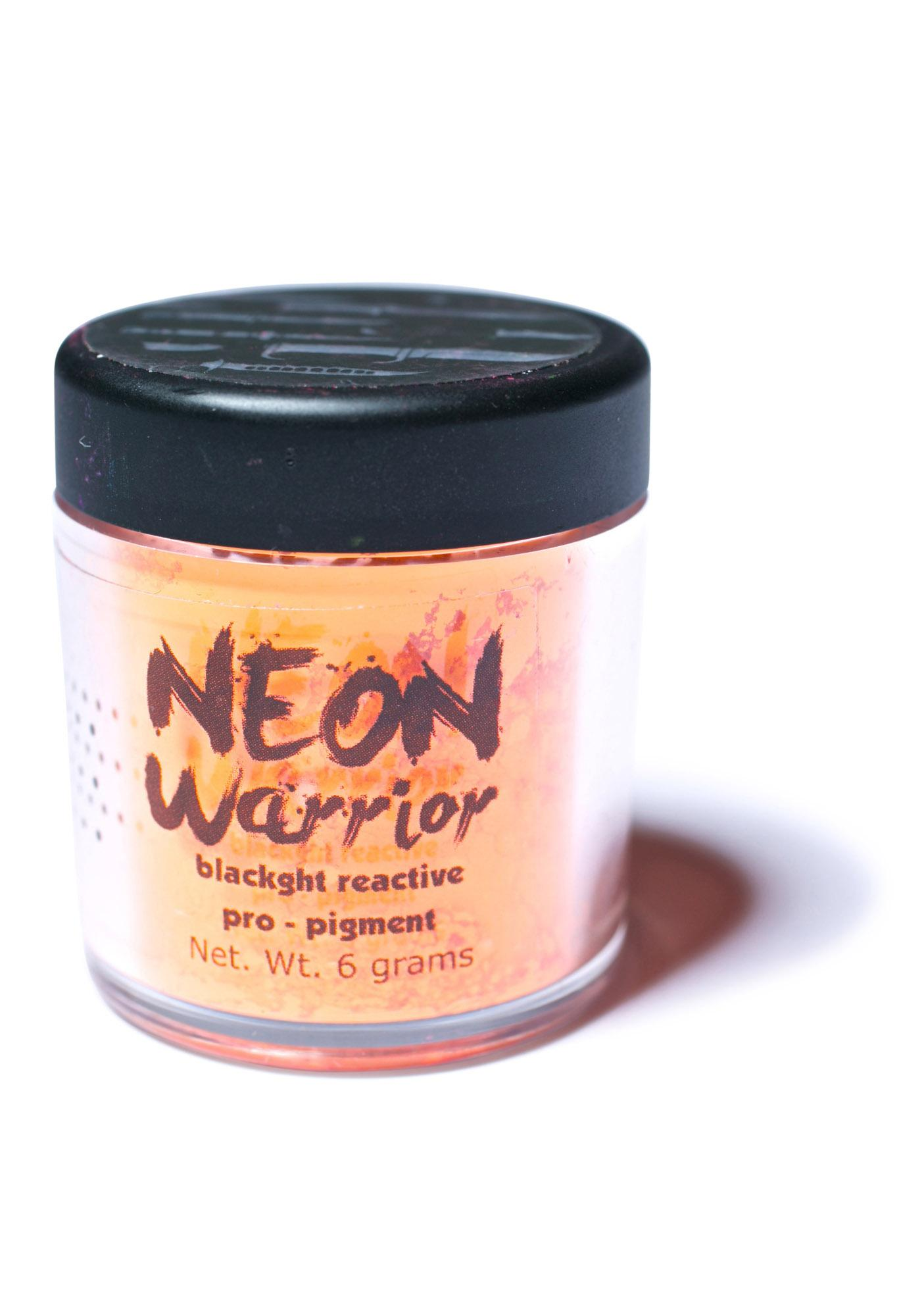Medusa's Makeup Neon Warrior FLO