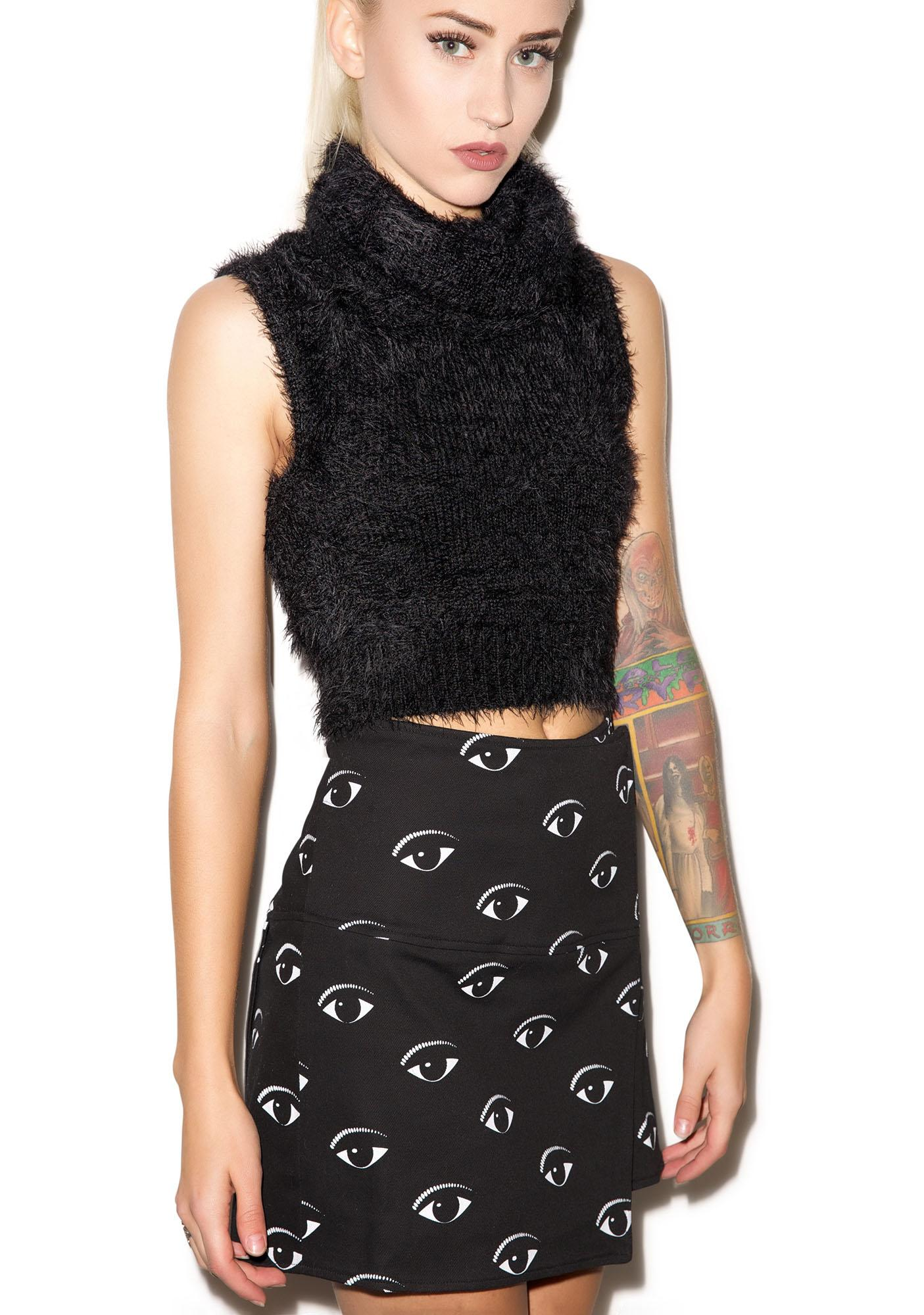 Tiger Mist Third Eye Wrap Skirt