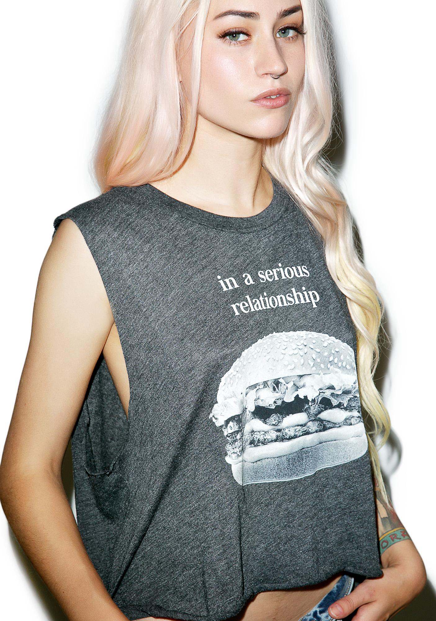Wildfox Couture Heart Eyes Chad Tank
