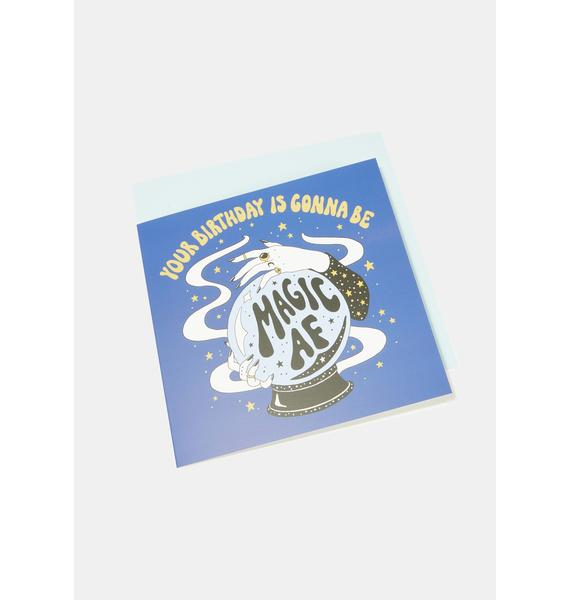 Central 23 Magic AF Card
