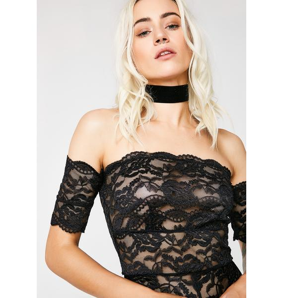 Lira Clothing Bad Magic Bodysuit