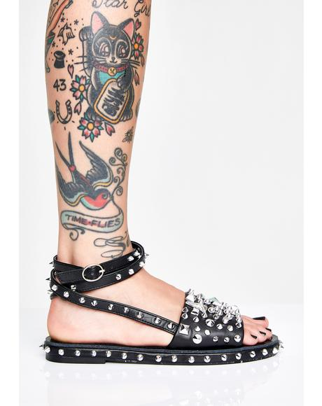 Atomic Alpha Gladiator Sandals