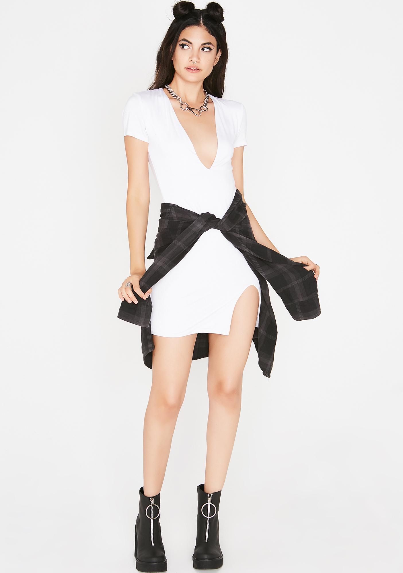 Arm Candy Mini Dress
