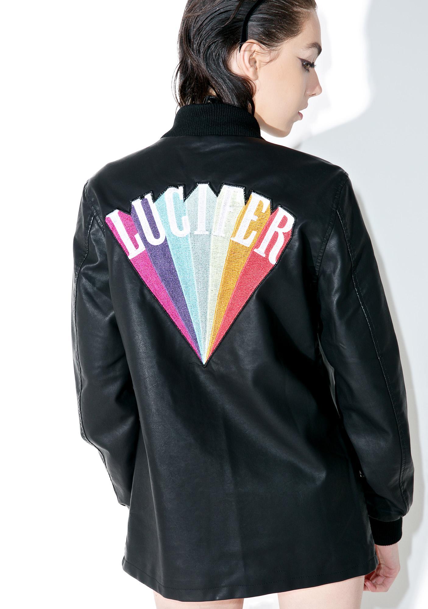 8b0960af3 Lucifer Bomber Jacket