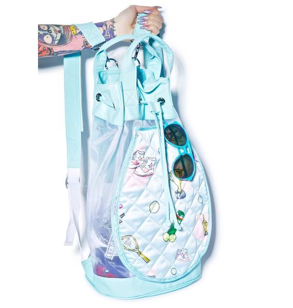 Joyrich X GIZA Tennis Club Racket Bag