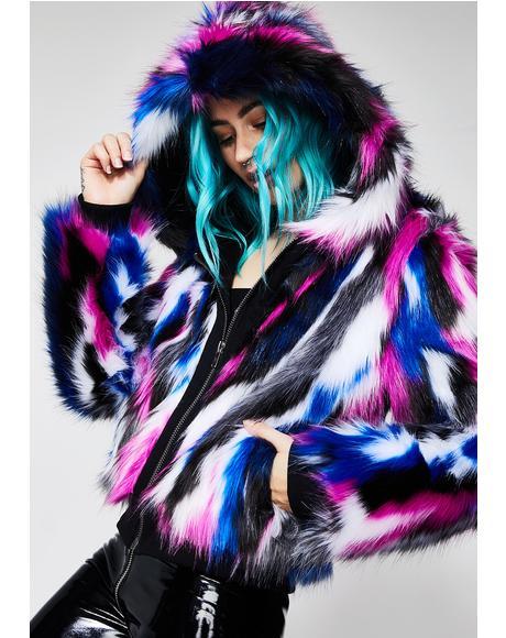 Ur Fursure Hooded Jacket