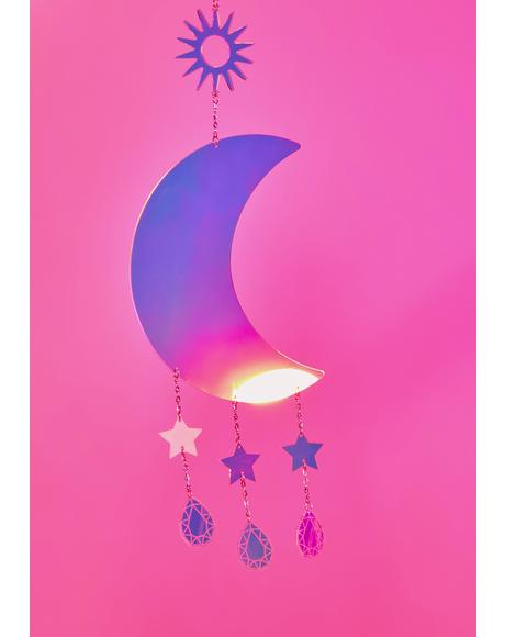 Moon & Stars Wall Hanger