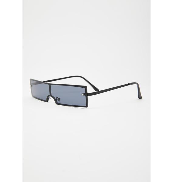 Vile Vision Shield Sunglasses