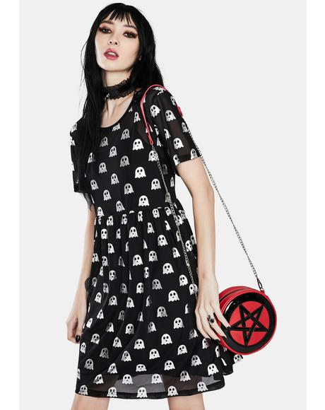 Boo Bitch Babydoll Dress