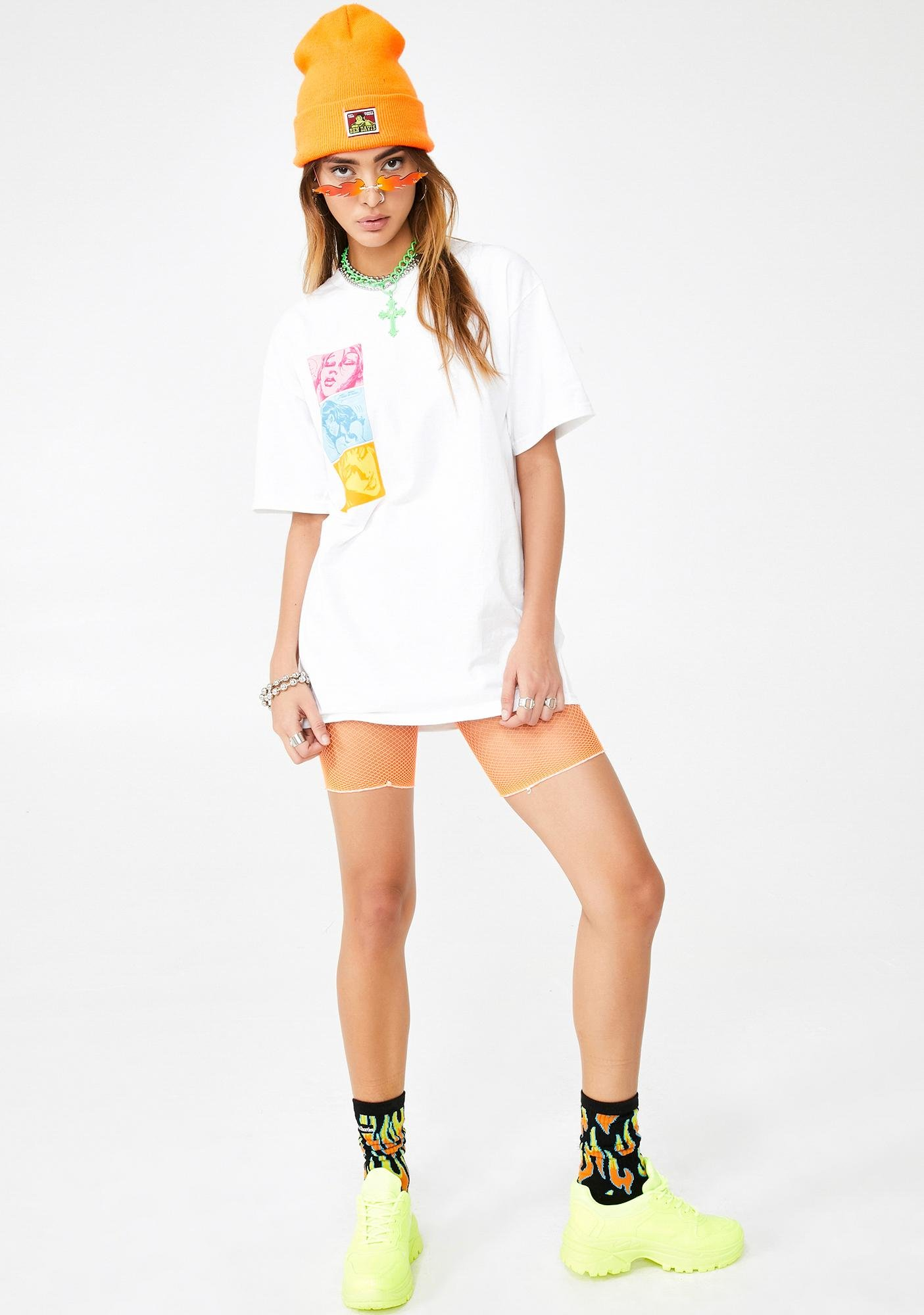HUF Coming Of Age Graphic Tee