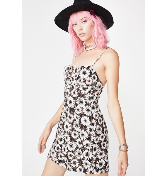 Motel Dyed Daisy Kumala Dress