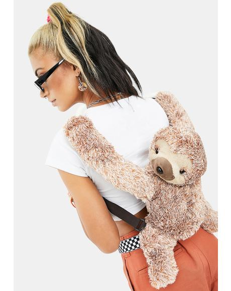 Lazy Days Sloth Backpack