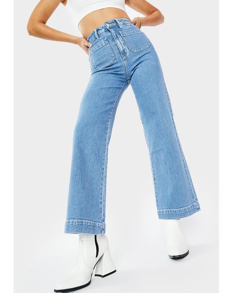 Sailor Denim Jeans