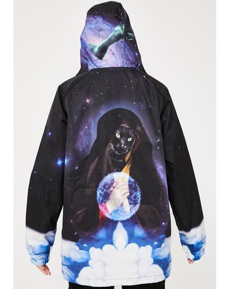 Galaxy Gypsy Anorak Jacket
