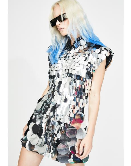 Disco Disuko Sequin Dress