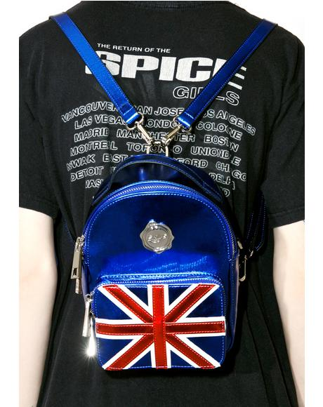 Cobalt Cooper Mini Backpack