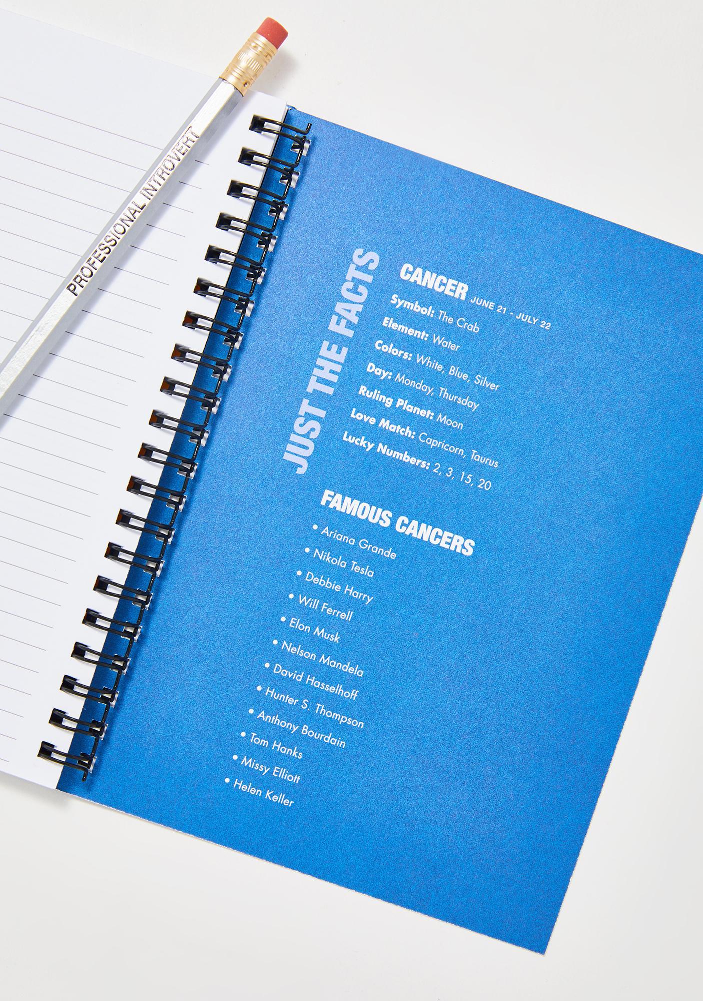 Cancer Astrology Journal