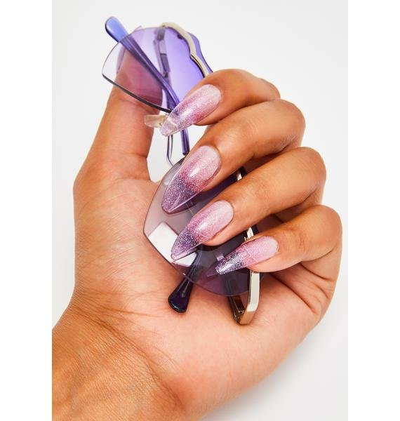 Tres She Talons Passion Pop Press On Nails