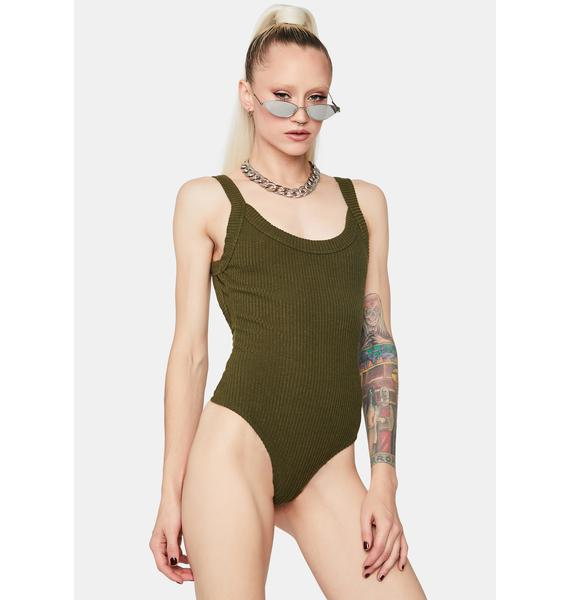 Daydream Destiny Backless Bodysuit